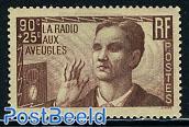 Radio for blind people 1v