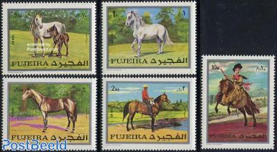 Horses 5v