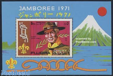 WORLD JAMBOREE BLOCK