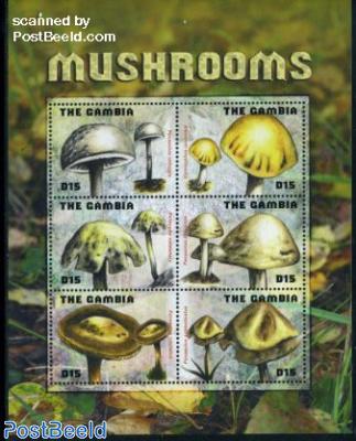 Mushrooms 6v m/s