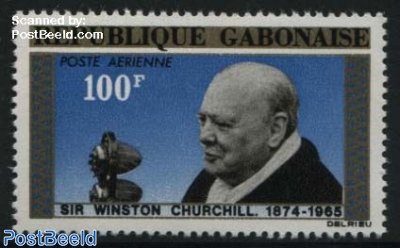 Sir Winston Churchill 1v