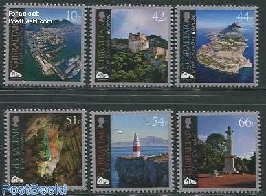 Visit Gibraltar 6v