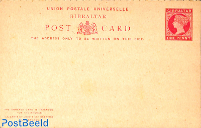 Reply Paid Postcard one/one penny