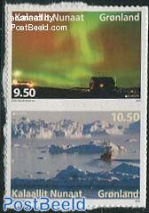 Europe, visit Greenland 2v s-a