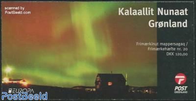 Europe, Visit Greenland booklet