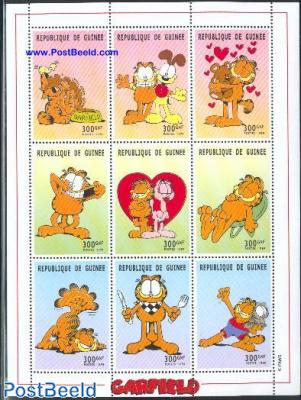 Garfield 9v m/s