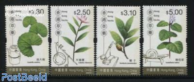 Medical plants 4v