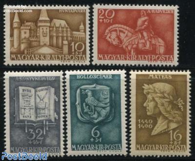 King Corvinus 5v