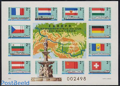 European Donau commission s/s