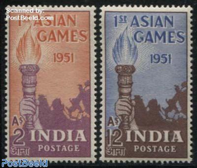 Asian games 2v