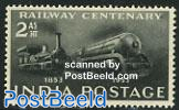 Railways centenary 1v
