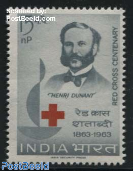 Red Cross centenary 1v