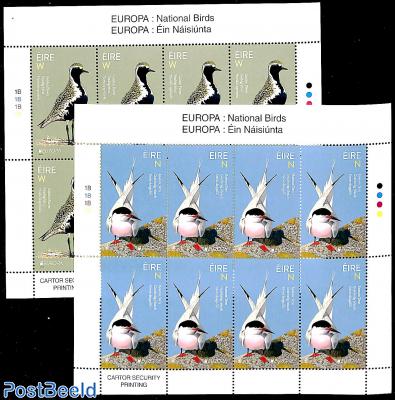Birds of prey, Europa 2 m/s