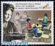 Maria Montessori 1v
