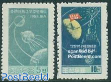 Lunik 2 & Lunik 3 2v