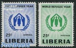 World refugees year 2v