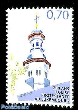 Protestant church 1v