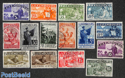 Intellectual emigrants 15v, cancelled to order