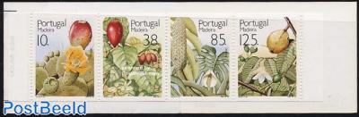 Fruits 4v in booklet