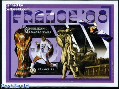 World Cup Football France s/s