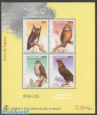 Birds of prey s/s