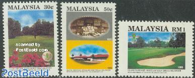 Selangor golf club 3v