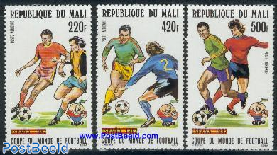 World Cup Football 3v