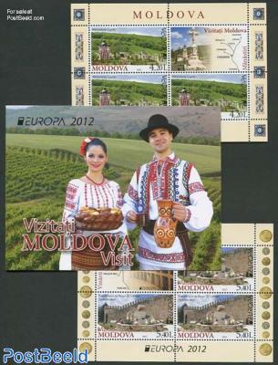 Europe, Visit Moldova booklet