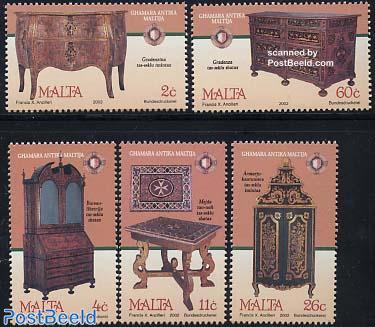 Antique furniture 5v