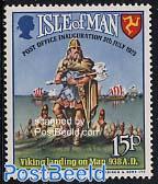Viking landing 1v