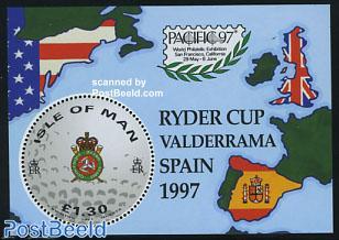 Ryder cup, golf sport s/s