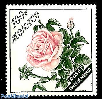 100Fr, Stamp out of set