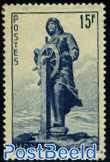 Albert I memorial 1v