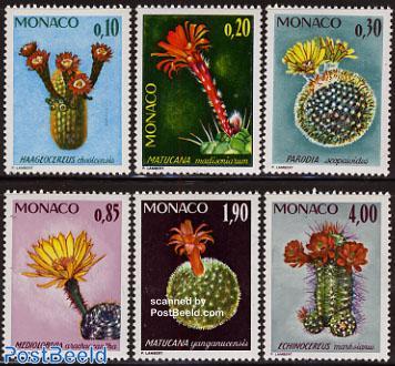 Botanic garden 6v