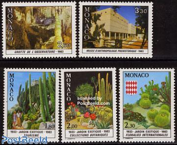 Exotic garden 5v