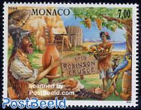 Robinson Crusoe 1v
