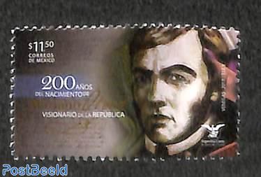 Mariano Otero 1v