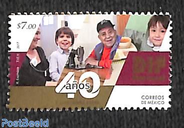 40 years DIF Nacional 1v