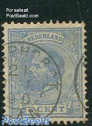 Kleinrond Staphorst on NVPH 19