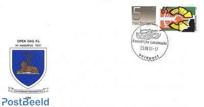 Open dag Koninklijke Landmacht , Special cover