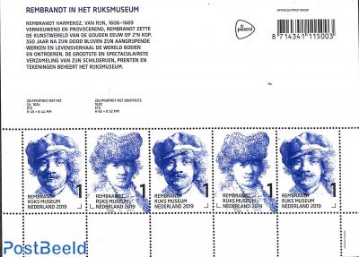 Rembrandt, Rijksmuseum m/s