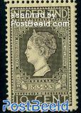 10c, queen Wilhelmina, perf. 11.5
