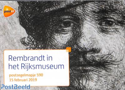 PZM Rembrandt Rijksmuseum, PZM 590