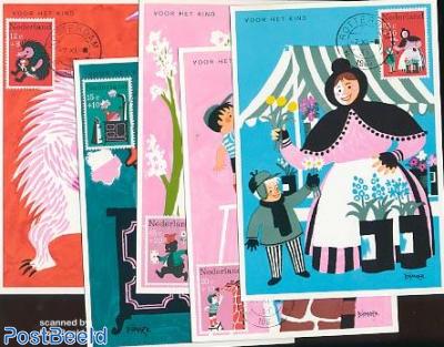 Child welfare Max. cards Voor het kind