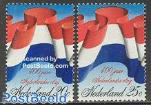 400 years dutch flag 2v
