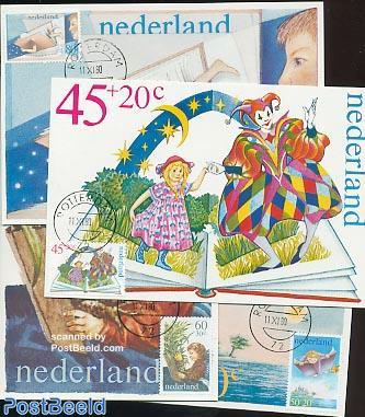 Child welfare Max cards Voor het Kind