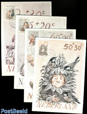 Child welfare, Maximum cards Voor het Kind
