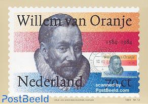 Willem v Oranje mc ensche