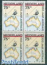 200 Years Australia 1v block of 4 [+]