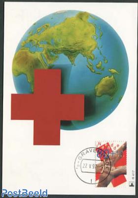 Red Cross Max Card Mill set